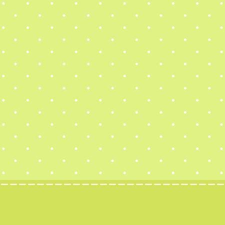 summer background: Vintage green card templates. Shower card design.