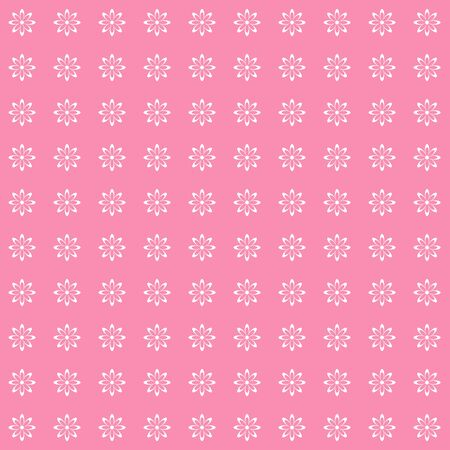 pastel tone: Abstract floral decorative pattern in pastel tone Stock Photo