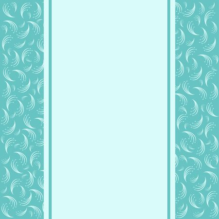 greeting card background: Template greeting card. Retro greeting card and background.