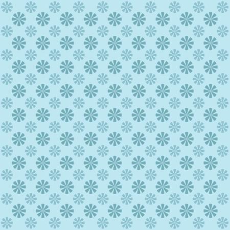 pastel tone: Vintage flower pattern in pastel tone. Vector background. Illustration