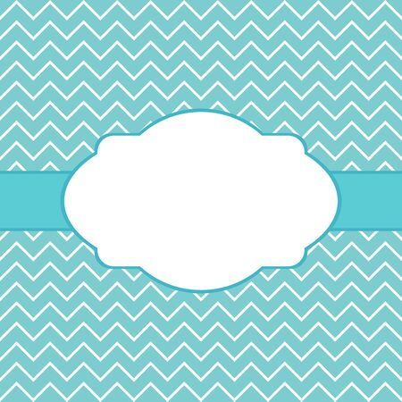 snow day: Template frame design for holiday card. Vector. Illustration