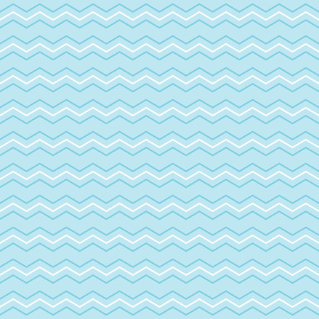 grunge pattern: Blue zigzag chevron grunge pattern background. Vector image.