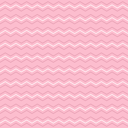grunge pattern: Pink zigzag chevron grunge pattern background. Vector image. Illustration