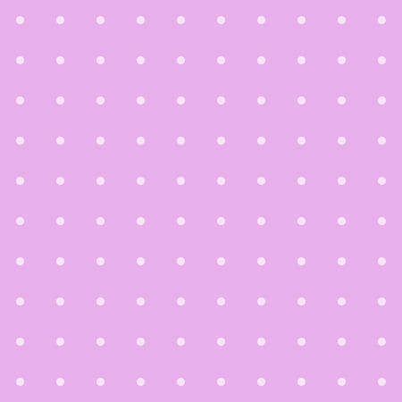 polka dot pattern: Seamless polka dot pattern with circles. Vector Illustration