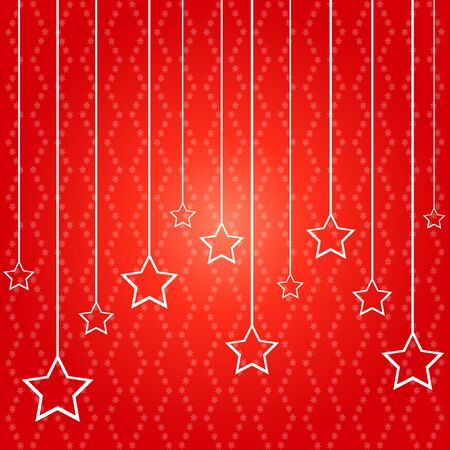 december background: Happy New Year 2016 celebration background with stars.