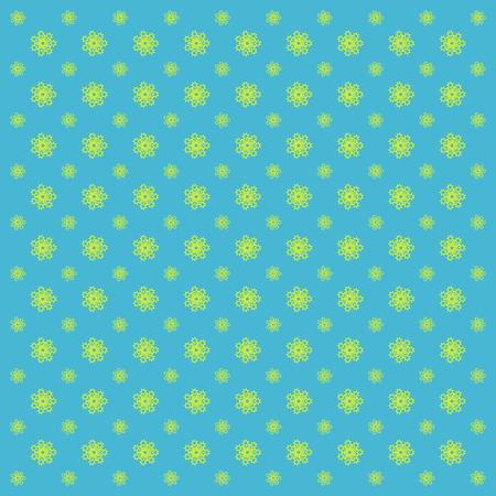 elegant vector: Blue stars pattern. Elegant vector pastel image. Illustration