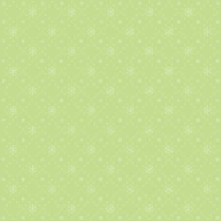 keywords backdrop: christmas background with snowflakes in green tones. Illustration