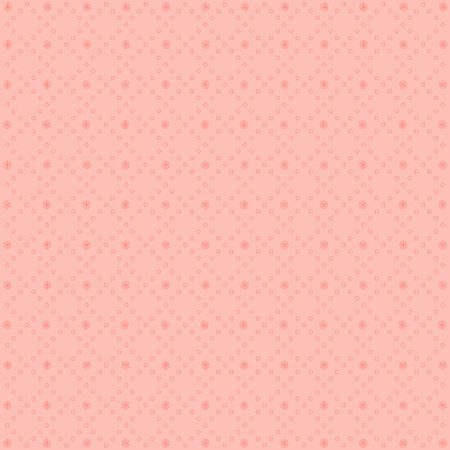 light pink: Christmas snowflakes on abstract light pink background. Vector illustration Illustration