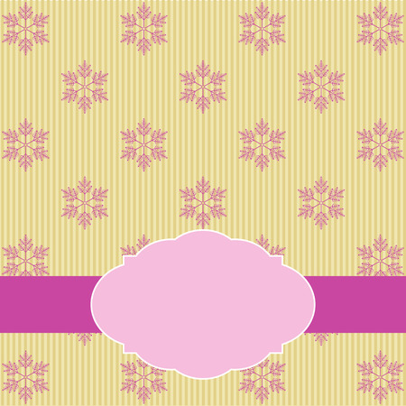 holiday background: Winter holiday background with space for text