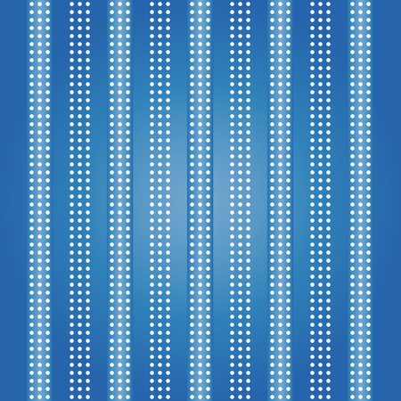 Vintage striped  pattern. Abstract  background in blue tones