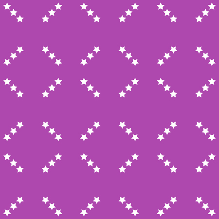 dichromatic: bright abstract pattern with stars on lilac background