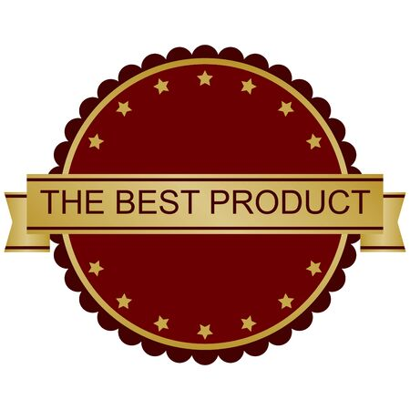 best product: Choice Best Product Of The Year Badge