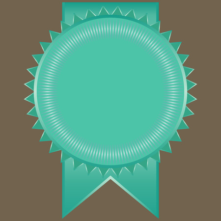 cerulean: Vector sign web icon. Empty button on grey background. Illustration