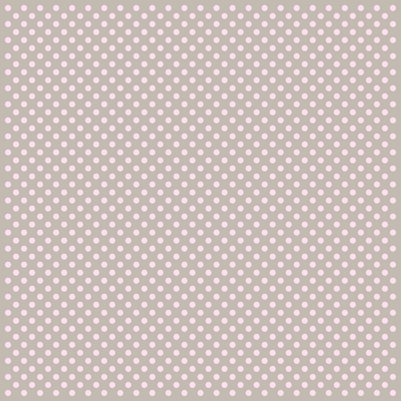 polka dot pattern: Polka dot pattern on grey background. Vector