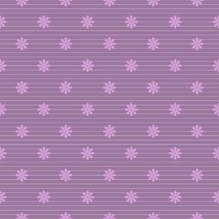 background textures: Antique floral fabric with flowers pattern useful for textures and background. Illustration