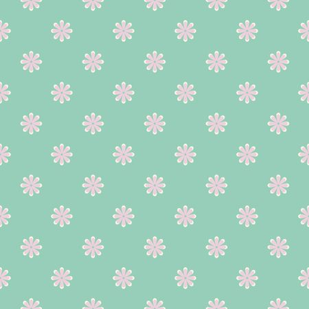 romanticist: Shabby chic rose pattern. Scrap booking floral seamless background.