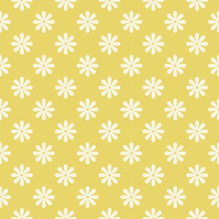 작은 꽃에 귀여운 꽃 패턴입니다.
