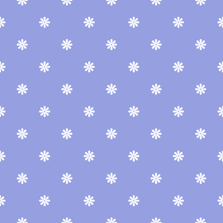 Tiny cute floral pattern background.