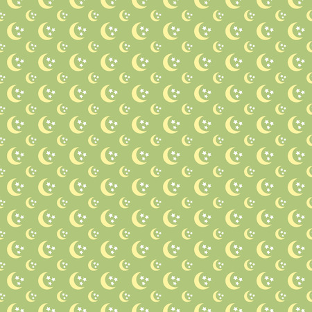Stars pattern. Illustration