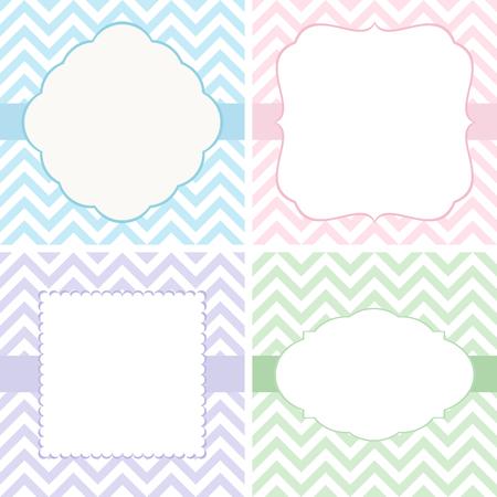 Template greeting cards set in pastel tones royalty free cliparts template greeting cards set in pastel tones stock vector 94684304 m4hsunfo
