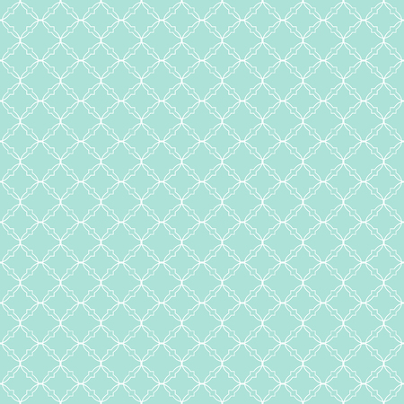 Decorative geometric pattern. Quatrefoil background. Illustration for fabric textile and wrapping paper designs Illusztráció
