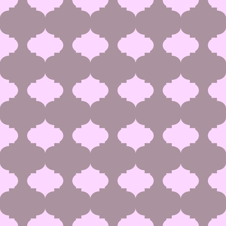 Elegant vector seamless pattern. Vector vintage background.