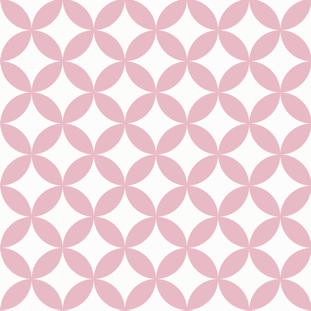 Modern stylish texture with rhombuses, squares . Seamless vector pattern.