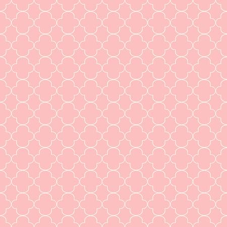 Elegant abstract seamless ornament pattern Illustration