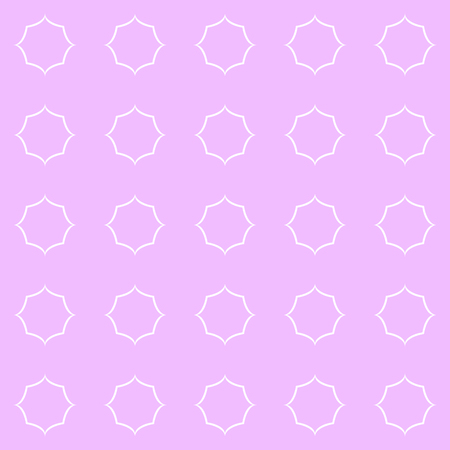 Decorative geometric pattern. Illustration for fabric textile and wrapping paper designs