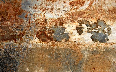 rust metal: Rusty sheet metal background. Rusty metal background with rust spots. Rust stains
