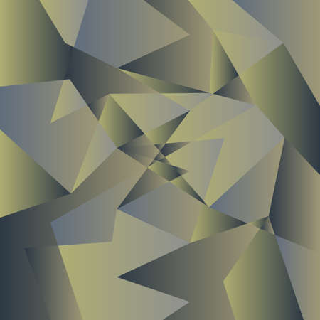 splinters: Polygon background. Abstract texture
