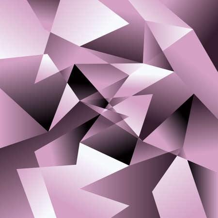 Polygon background. Abstract texture