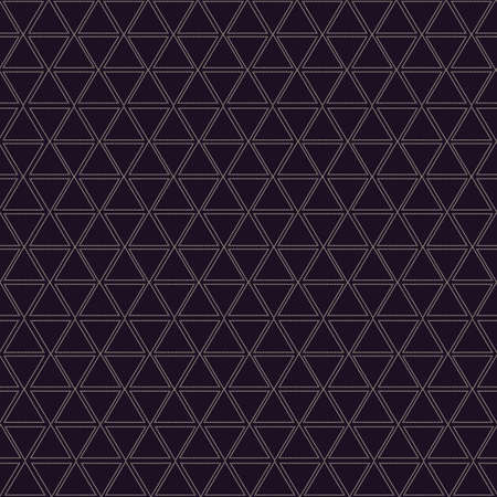repeating background: triangle pattern. Geometric texture. Repeating background.