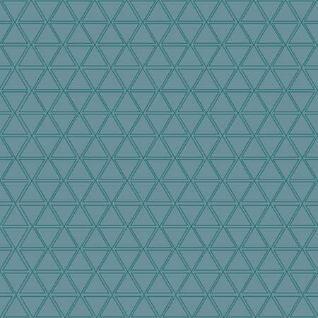 Vector pattern. Geometric texture. Repeating background. triangle