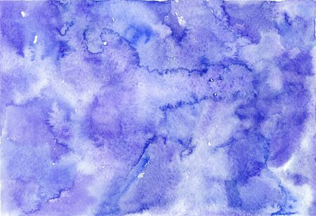 watercolor abstract lilac texture. hand painting background. 版權商用圖片