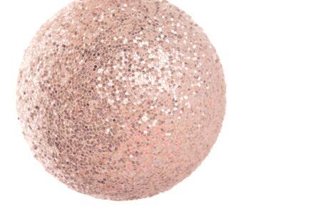 Christmas shiny ball for a festive mood.