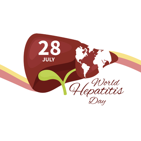 World Hepatitis Day banner.