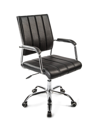 business chair, for work and relax, isolated Stock Photo