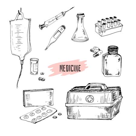 a tablet blister: Medicine equipments