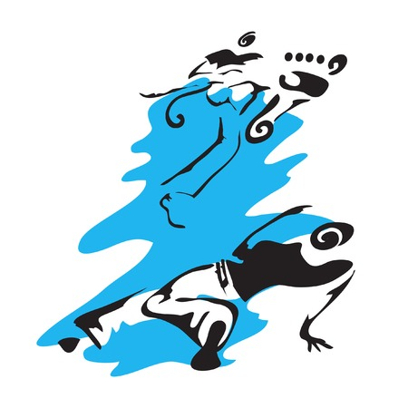 djembe: Capoeira
