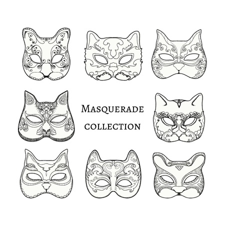 comedy disguise: Masquerade.