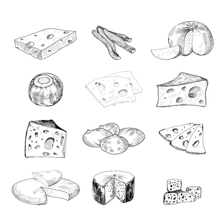 edam: Cheese collection
