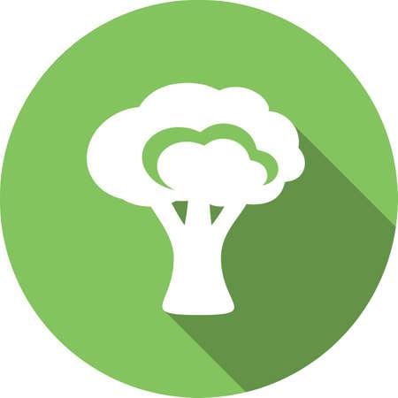 ripe: Broccoli icon