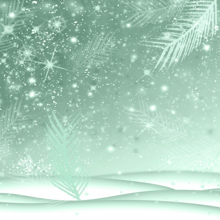 Abstract background. Christmas. Illustration. illustration