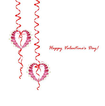 pink bleeding heart flower photo