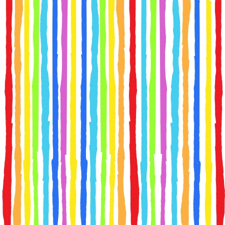 Rainbow Lines Background  Vector illustration for your business work Stock Vector - 16938459