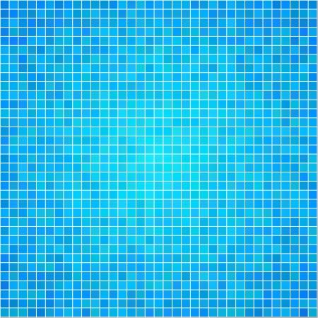 Textura de mosaico colorido, vetorial, Ilustra