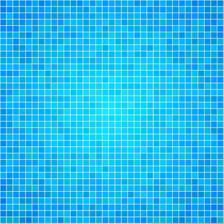Vector textuur van kleurrijk mozaïek Vector illustratie