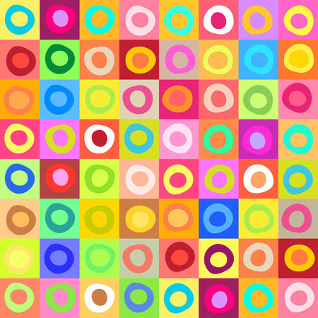 Colorful mosaic geometric background for your web design Stock Vector - 26706021