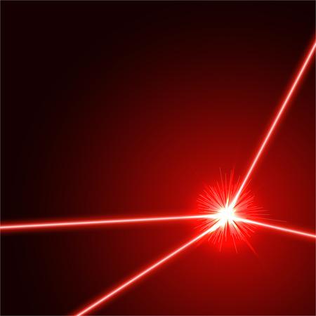 Destellos De Luz Rojo Png